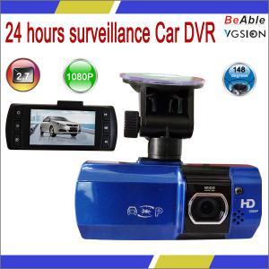 China New 1080P 24 hours surveillance Car DVR on sale