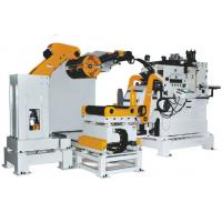 3 In 1 Precision Automatic Decoiler Straightener Feeder Machine For Tony Product