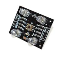 Buy cheap 8 Pin TCS3200 Chip Color Sensor Module White LED Light Detection Module from wholesalers
