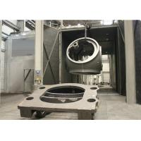 Buy cheap Continuous Chains Hanger Type Shot Blasting Machine Oilfield Pumps Surface Descaling from Wholesalers