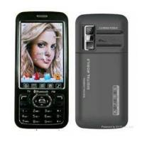 China NEW! A968 Quad Band Dual SIM Mobile Phone with TV & Bluetooth / Greek on sale