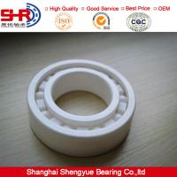 Buy cheap High precision ZrO2 25*47*12 mm ball bearing ceramic ball bearing 6005CE from Wholesalers