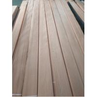 Buy cheap CHEAP Tiger Flake Red Oak Natural Wood Veneer in 0.5mm thickness from wholesalers