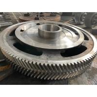 China Precision Cnc Machining Steel Drive Gear And Spur Helical Pinion Gear dia 16000mm factory