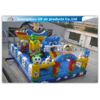 Buy cheap Ocean Style Inflatable Playground Equipment Happy Game Toys For Children from Wholesalers