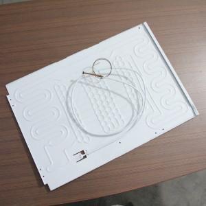 China Refrigerator roll bond evaporator No. 25 (freezer evaporator, fridge parts, HVAC/R) factory