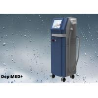 Buy cheap 1 - 10Hz Medical 808nm Diode Laser Hair Removal Machine For Lip / Bikini / Leg from Wholesalers