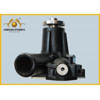 Buy cheap Black ISUZU Water Pump For 6HK1 Diesel Engine , HITACHI Excavator Forklift High Strength Iron 1-13650133-0 from Wholesalers