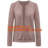 Buy cheap Hot Sale Professional Sweater Cardigan Women, V-Neck Two-Pocket Cashmere Cardigan Sweater for women from Wholesalers