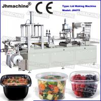 China New Condition PP Transparent Sheet Automatic Plastic Trays Forming Machine for Fruit Tray on sale