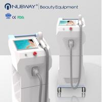 Buy cheap All Hair Color Freezing Point Painless Professional Diode Laser 810nm For Hair Removal from Wholesalers