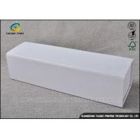 Buy cheap Custom Color Foldable Gift Boxes Fashion Paper Wine Box ISO14001 Certificated from Wholesalers
