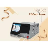 Buy cheap 980 nm Diode Laser Anti Redness Cleanser Varicose Veins Removal laser beauty from wholesalers