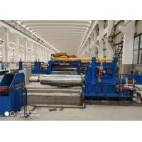 Quality Durable Steel Sheet Slitting Machine , CR / HRC Sheet Metal Slitter Long Life for sale