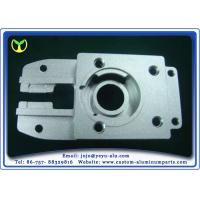 Buy cheap Custom CNC Precision Machining Aluminum Die Casting Process Sand Blasting Cold Forged from Wholesalers