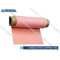 China 12μm - 100μm Single - Shiny Treated RA Electrodeposited Copper Foil Rolls factory