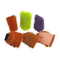 Buy cheap Exfoliating Hand Gloves Body Scrub Mitts Super Water Absorptivity from Wholesalers