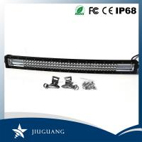 Buy cheap High Intensity Off Road Led Light Bar 561.5 * 86.5 * 76 Mm Long Life Span from Wholesalers