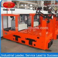 Buy cheap 1.5T trolley locomotive, electrical locomotive,mine locomotive, explosive proof locomotive from Wholesalers