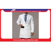 China 100% Cotton Unisex Doctors Lab Coat Nurses Dentists Lab Jacket for Spring or Autumn factory