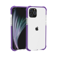 China Dropproof Purple TPU TPE Smartphone Protective factory