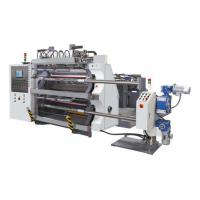 Buy cheap High Precision Breathable Film Slitter Rewinder Error Correction ≤±0.5mm from Wholesalers