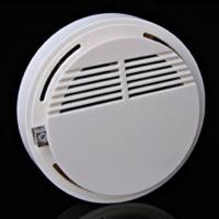 Buy cheap 433MHz Smoke alarm Home Security Detector for home guard against theft alarm from Wholesalers