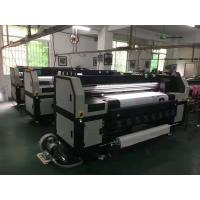 China Professional UV Hybrid Flatbed Printers For Home Decoration / Advertising Industry factory