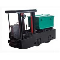 Buy cheap CTY2.5/6G underground mining electric locomotive from Wholesalers