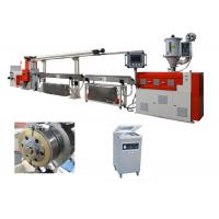 Buy cheap PLA ABS 3D Printer Filament Extruder Line Plastic Filament Making Machine from Wholesalers