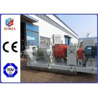 Buy cheap OEM Open Type Two Roll Rubber Mixing Mill Machine With Oversea Service from Wholesalers
