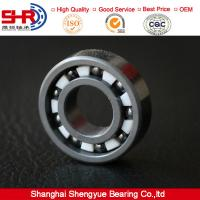 Buy cheap 10*26*8 mm ZrO2 6000CE Sealed full ceramic bearings for motorcycles from Wholesalers