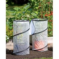 Buy cheap Pop-up grow bag Garden Plant Accessories polyethylene greenhouse fabric and mesh for tomato from Wholesalers
