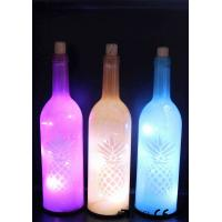 Buy cheap Decorative Wine Bottle Led Lights For Home / Party / Events WB-030 from Wholesalers