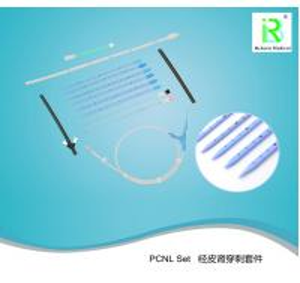 China Medical Urology PCNL Dilator Set Sheath Percutaneous Nephrostomy Kit factory