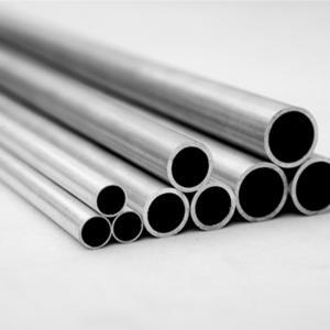 China Precision Seamless Aluminum Alloy Tube Aviation Parts High Plasticity factory