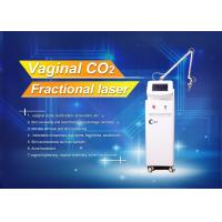 China Vaginal Tightening co2 fractional laser treatment Machine IN White on sale