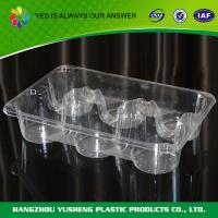 Buy cheap Customize Disposable Food Tray Packaging , Disposable Meal Trays PS from Wholesalers