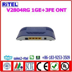 V2804RG 1GE+3FE GPON  ONU
