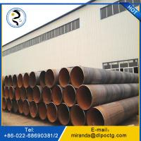 China Spiral steel pipe  oil and gas line pipe from China Supplier with good quality factory