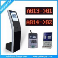 Quality Bank Service Counter LED Token Number q system,Queuing Display Management System wholesale