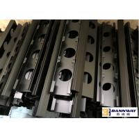 Buy cheap High Intensity Custom Aluminium Extrusion Good Performance With ISO Certification from Wholesalers
