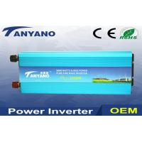 Buy cheap DC to AC High Frequency Pure Sine Wave Power Supply Inverter 1500W for Inductive Load from Wholesalers