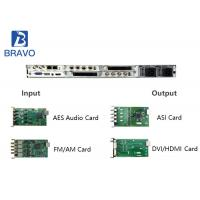 Buy cheap FTA  SD Integrated Receiver Decoder Professional Multi Transpond MPEG - 2 from Wholesalers