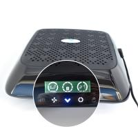 China Small Automotive Air Purifier 45db Noise 1 Year Warranty For Car / Rooms YB-AP01 on sale