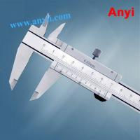 China Parallax-Free Plane Vernier Caliper (Mono-Block) factory