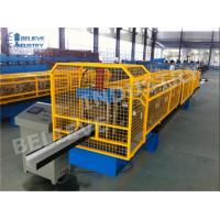 China 10 - 15 M/Min Gutter Roll Forming Machine K Style O Gee Profile Producing Use factory