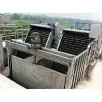 Grille sewage and industrial  Wastewater Bar Screen machine , water purification screening