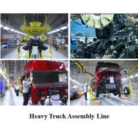 Buy cheap Truck Assembly Line 7950×2200×2435 Overall Dimensions Motor Assembly Plant Investment from Wholesalers