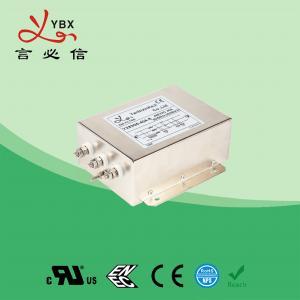 China 380V 440V 30A 40A 3 Phase EMC Filter AC Line Filter For Converter factory